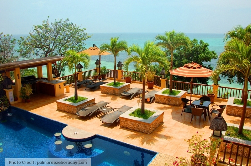 Beachfront Living in a Tropical Paradise
