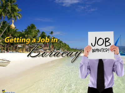 Job Hunting in Boracay