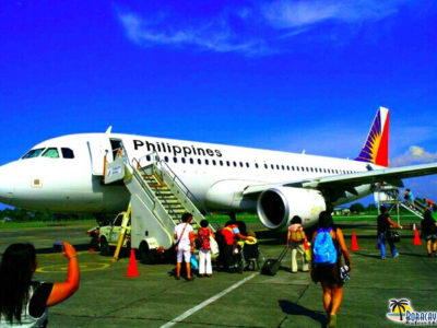 Flights To Boracay With PAL