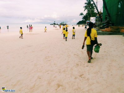 Maintain Boracay's Beauty