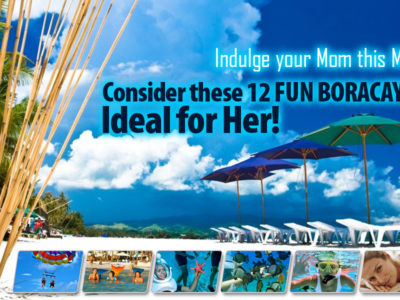 Boracay Activities Ideal for Moms