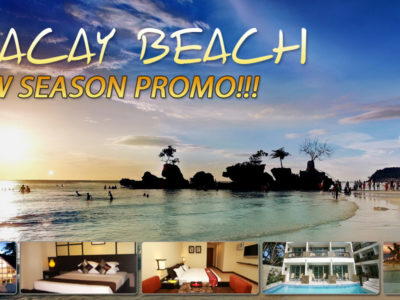 Boracay Beach Low Season Promo
