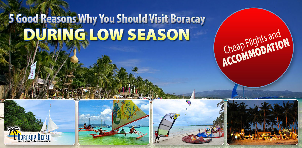 5 Reasons Why You Should Visit This Low Season