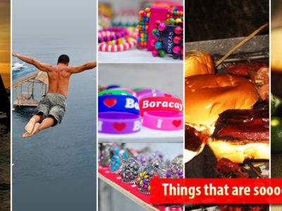 Things that are so Boracay