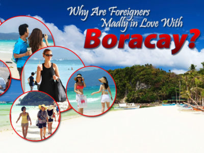 Foreigners in Love with Boracay