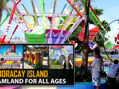 Boracay Island - A dreamland for all ages