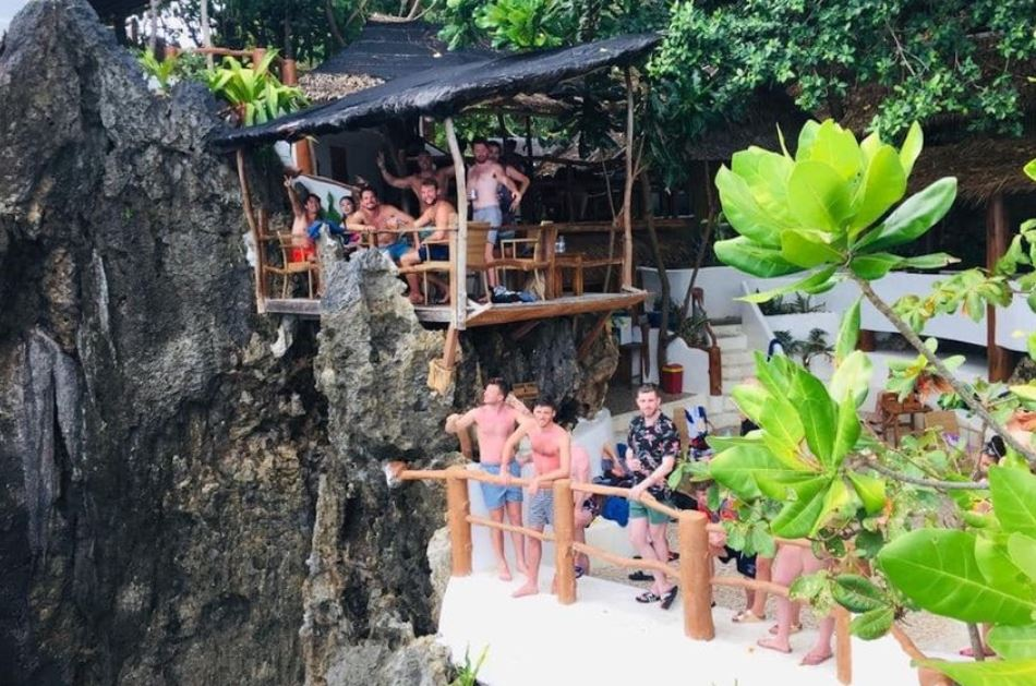 Ariels Point Cliff Diving and Party Cruise Venue Boracay Beach Guide