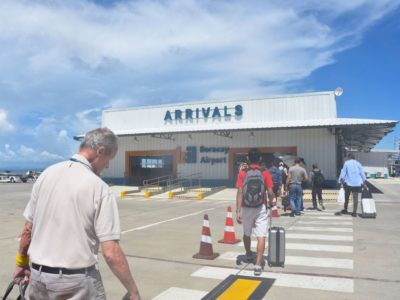 Caticlan Airport Transfer Arrivals Boracay Beach Guide