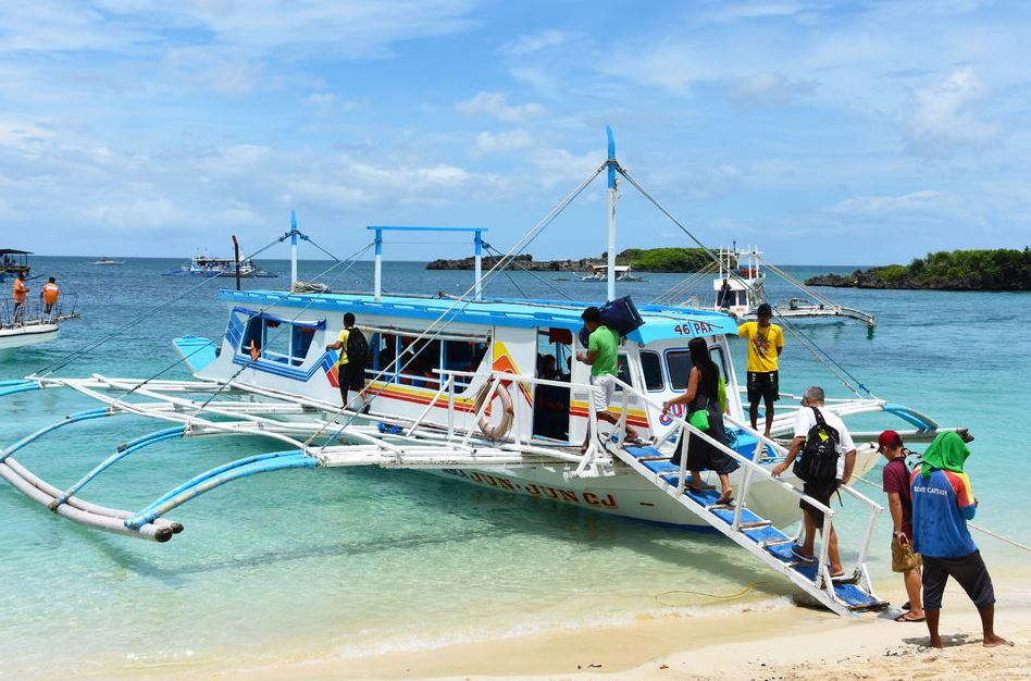 Caticlan Airport Transfer Ferry Boracay Beach Guide