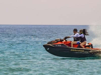 Discover Jet Skiing Experience Couple Boracay Beach Guide