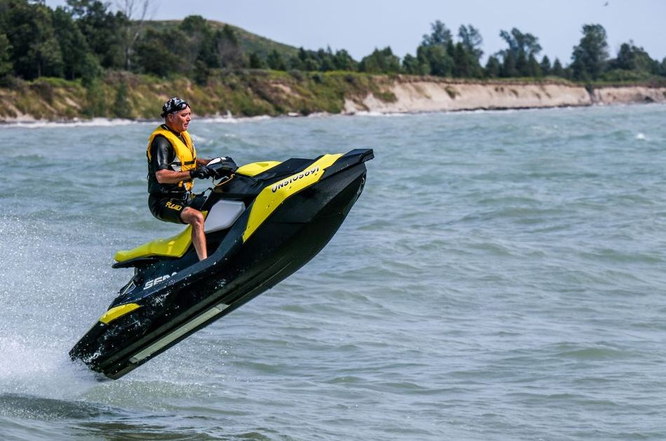 Discover Jet Skiing Experience Jump Boracay Beach Guide