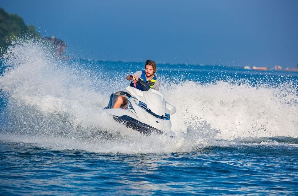 Discover Jet Skiing Experience Rider Boracay Beach Guide