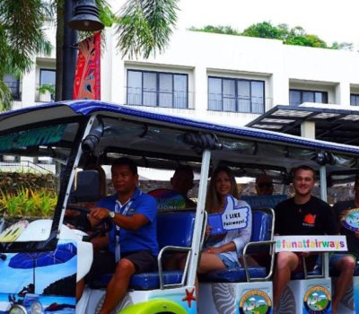 Fairways and Bluewater Shuttle Boracay Beach Guide