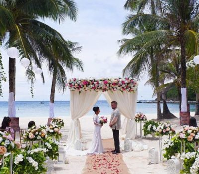 Fairways and Bluewater Wedding Boracay Beach Guide