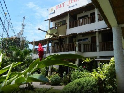 Fat Jimmy's Hotel Exterior Boracay Beach Guide