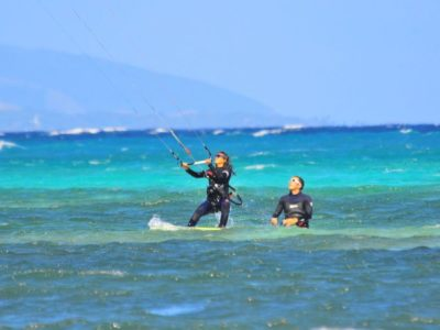Kiteboarding Discovery Experience Learner Boracay Beach Guide
