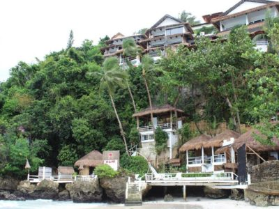 Nami Resort Entrance Boracay Beach Guide