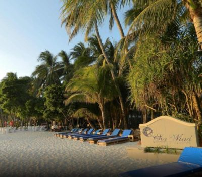 Sea Wind Resort Front Boracay Beach Guide