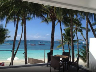 Sundown Beach Studios Deluxe Balcony Boracay Beach Guide