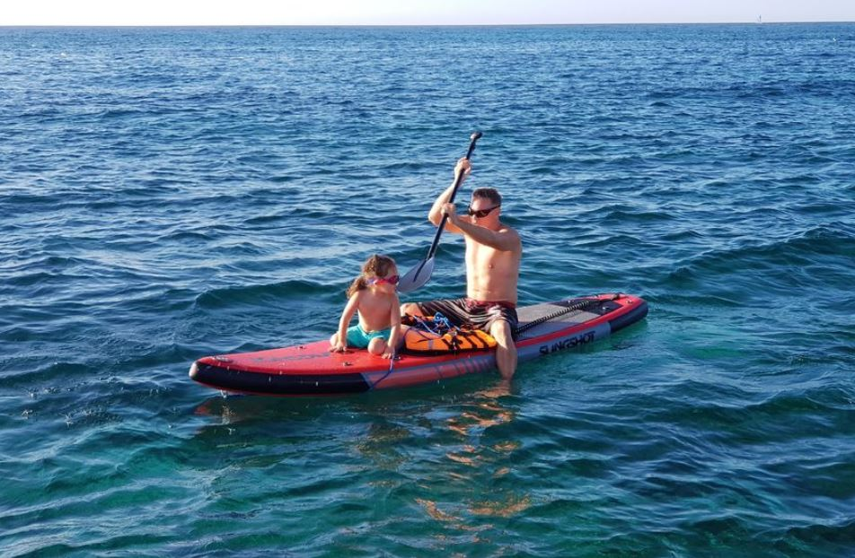 Sunset Cruise Paddleboard Boracay Beach Guide