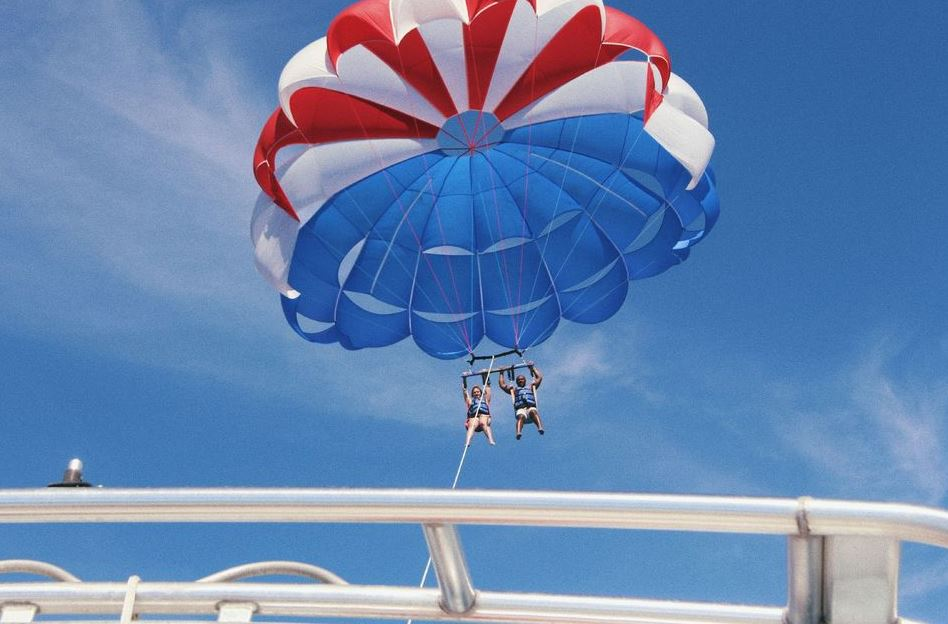 Thrilling Solo or Tandem Parasailing Experience 05 Boracay Beach Guide